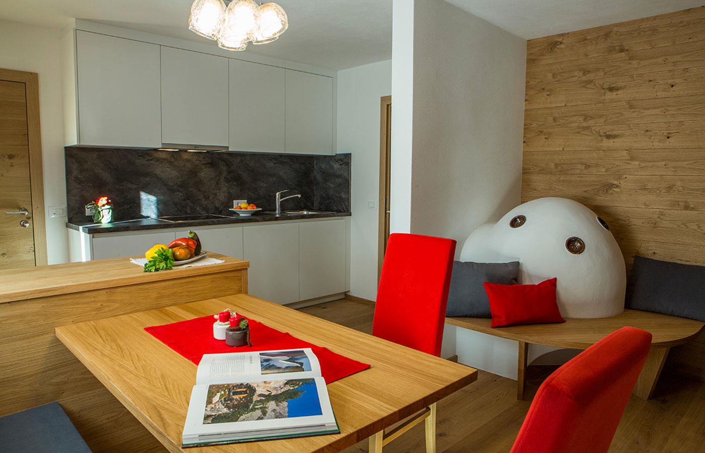 Rosalpina Apartments In The Dolomites Italy