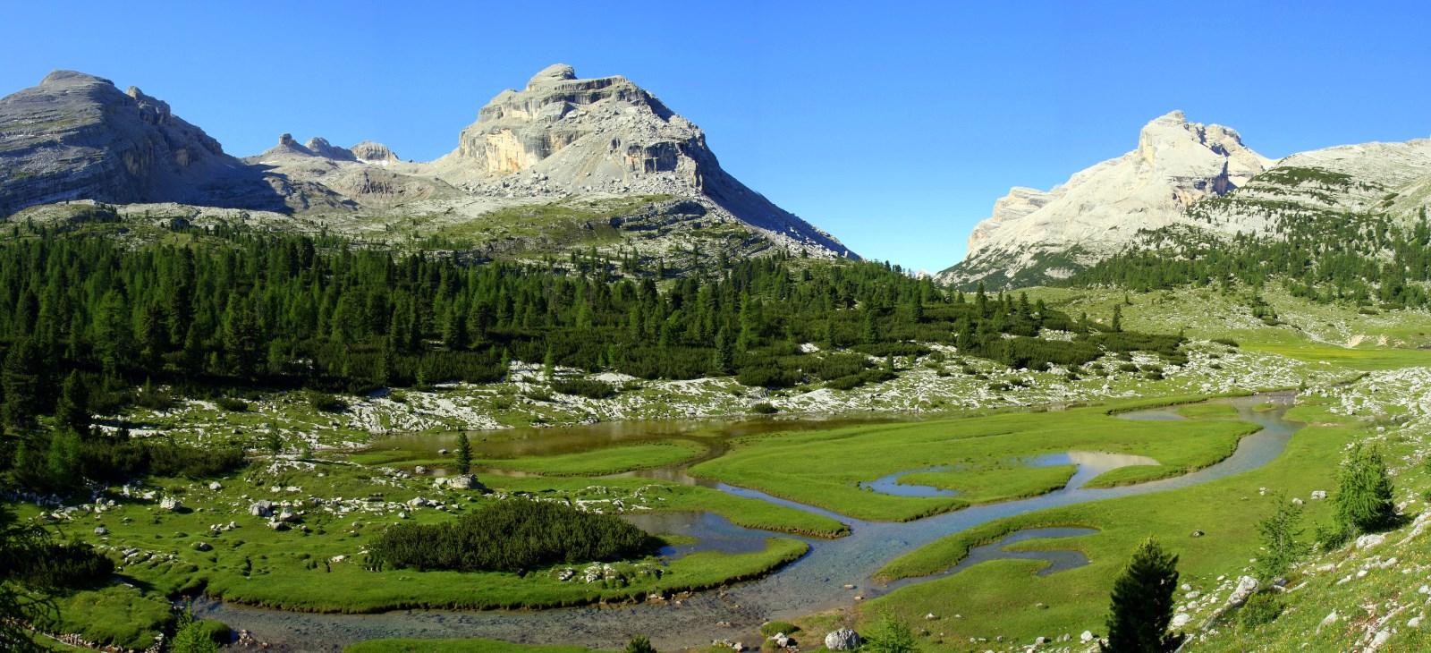 Appartamenti Dolomiti Il Parco Naturale Fanes Senes Braies