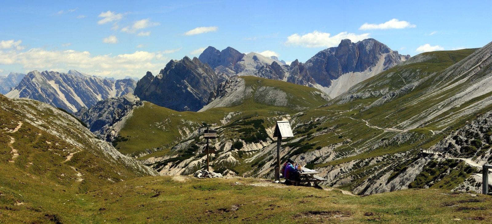 San Vigilio Dolomites Italy